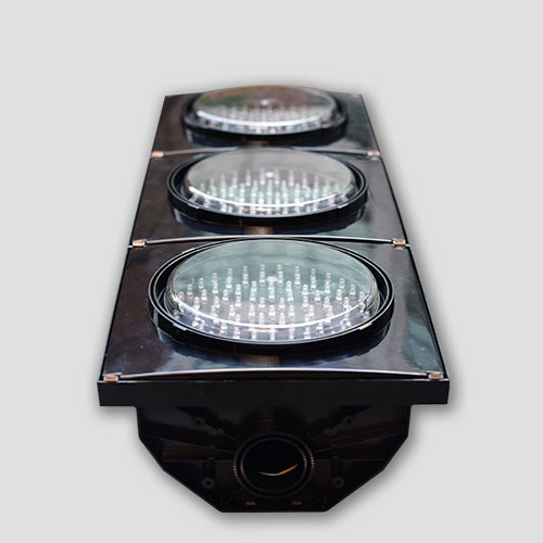 200mm 3 Way Pixel Look Led Traffic Light