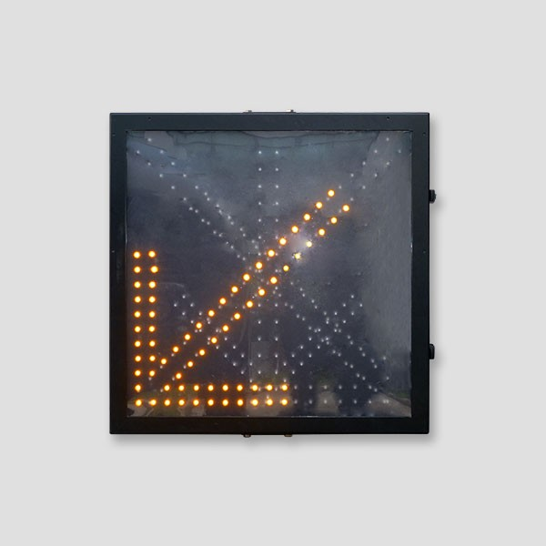 Highway 600mm Red Cross Green Arrow Led Traffic Signal Light