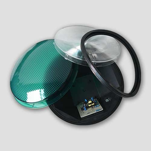 300mm Traffic Signal Parts Without PCBs