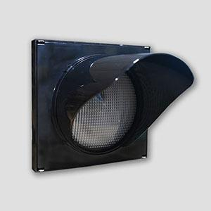 200mm Led High Flux EN12368 Traffic Signal Light