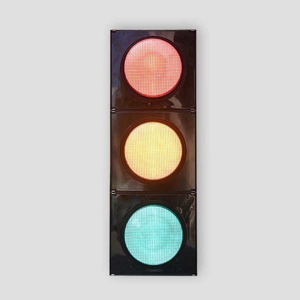 200mm Traffic light Parking Lot Entrance and Exit Toll Station Signals