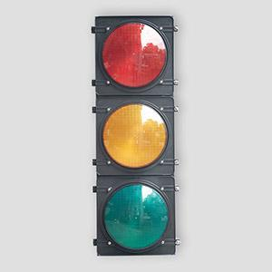 High Quality 300 mm RYG Full Ball LED Traffic Signal Lights