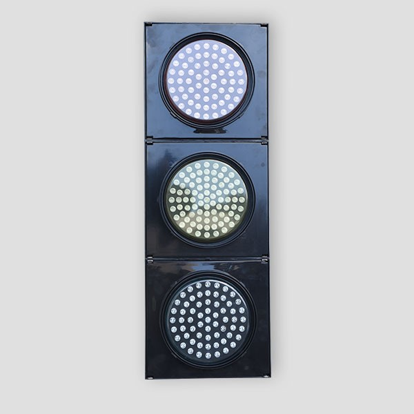 ITE compliant LED 200mm vehicle traffic signals